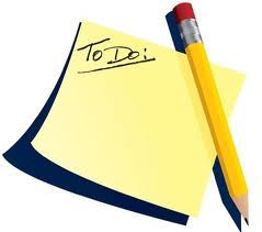 to do list to ge rid of candida
